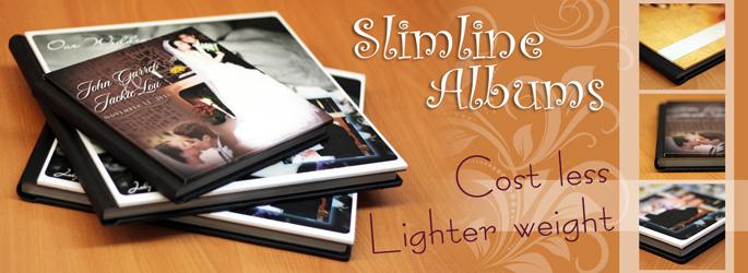 photo album, low cost photo album, lightweight photo album