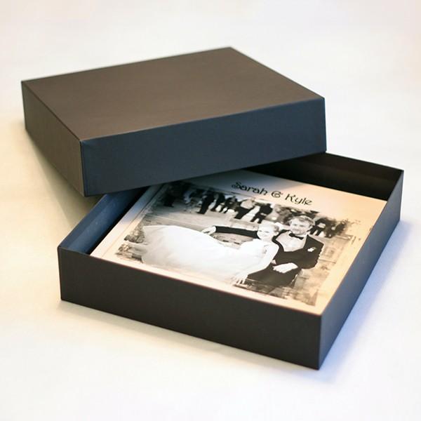 Basic Cardboard Photo Album Box