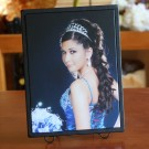 Image-Leather Photo Frame