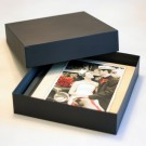 Basic Cardboard Photo Album Box